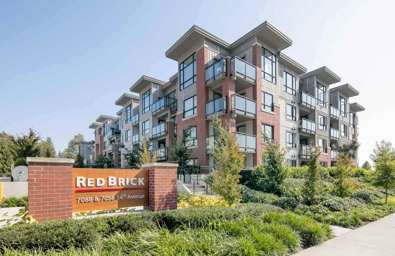 "Main Photo: 423 7058 14TH Avenue in Burnaby: Edmonds BE Condo for sale in ""RED BRICK"" (Burnaby East)  : MLS® # R2208568"