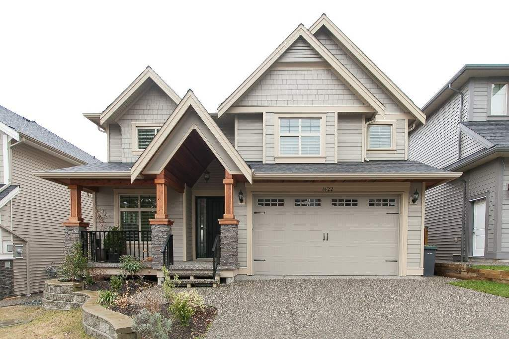 Main Photo: 1422 DUCHESS Street in Coquitlam: Burke Mountain House for sale : MLS® # R2208742