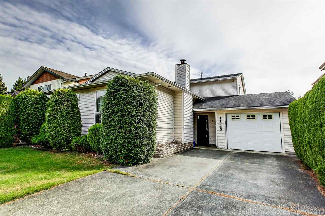 Main Photo: 11740 PINTAIL Drive in Richmond: Westwind House for sale : MLS® # R2208949