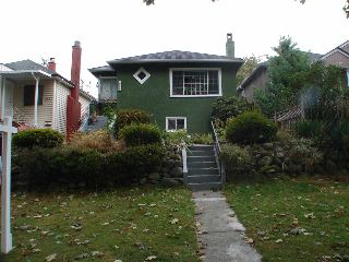 Main Photo: 3591 E PENDER Street in Vancouver: Renfrew VE House for sale (Vancouver East)  : MLS® # R2211535