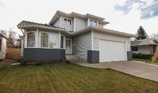 Main Photo: 3 ELLIOT Place: St. Albert House for sale : MLS® # E4085156