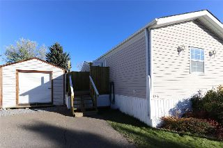 Main Photo: 123 Evergreen park in Edmonton: Zone 51 Mobile for sale : MLS® # E4085596