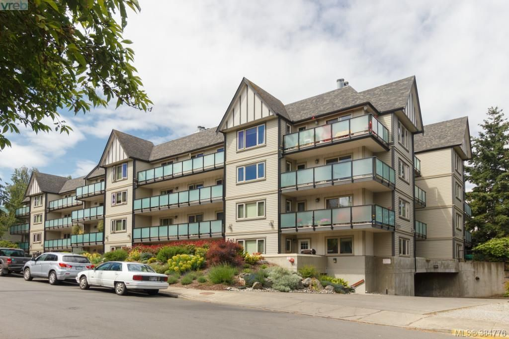 Main Photo: 108 1436 Harrison Street in VICTORIA: Vi Downtown Condo Apartment for sale (Victoria)  : MLS®# 384776