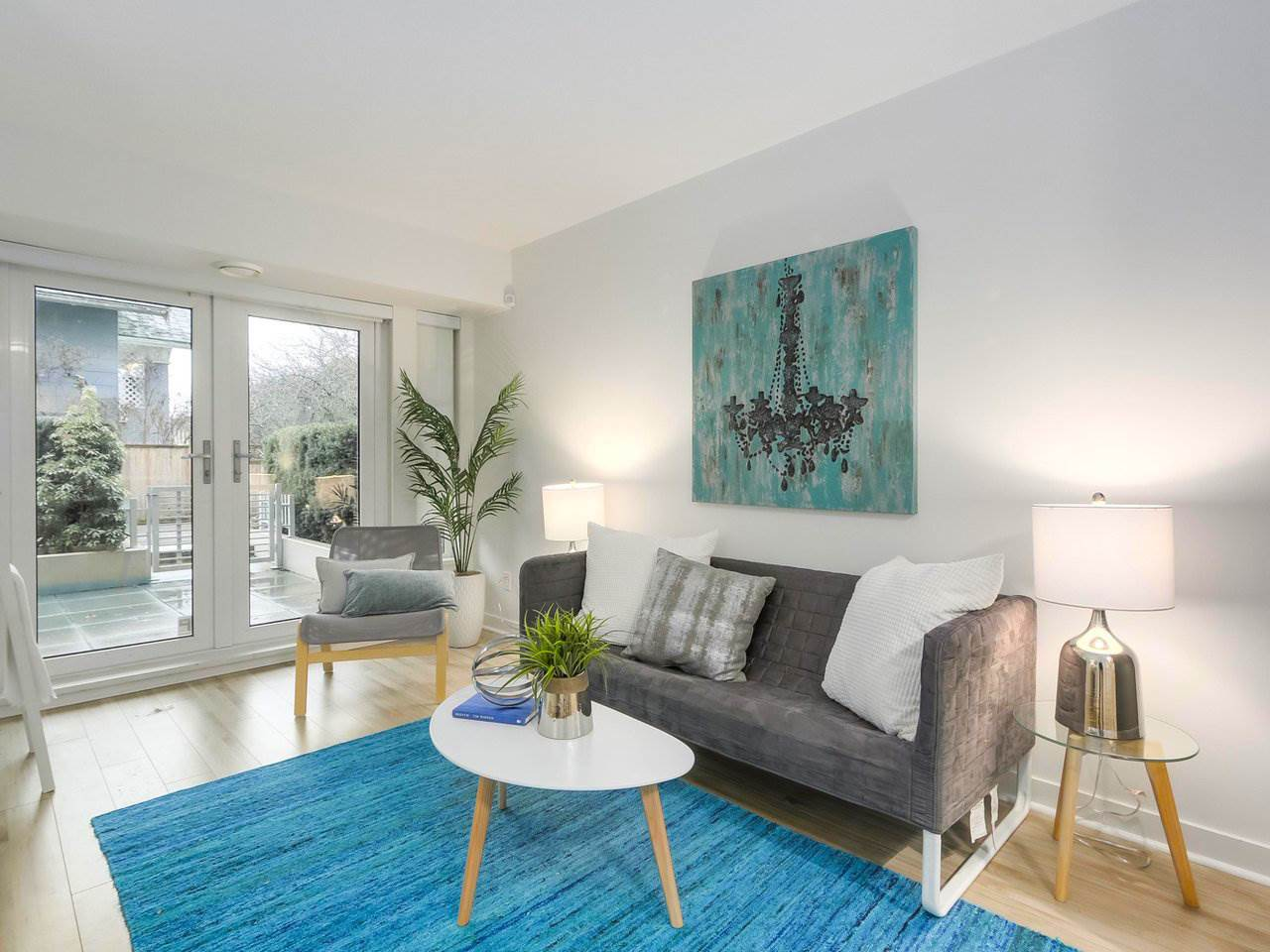 "Main Photo: 2 2888 E 2ND Avenue in Vancouver: Renfrew VE Condo for sale in ""SESAME"" (Vancouver East)  : MLS®# R2230613"