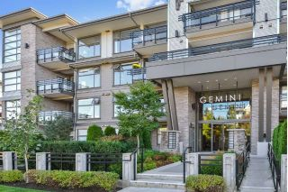 "Main Photo: 306 15310 17A Avenue in Surrey: King George Corridor Condo for sale in ""GEMINI II"" (South Surrey White Rock)  : MLS® # R2232437"