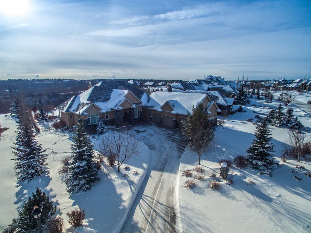 Main Photo: 195 Riverstone Drive: Rural Sturgeon County House for sale : MLS®# E4095051