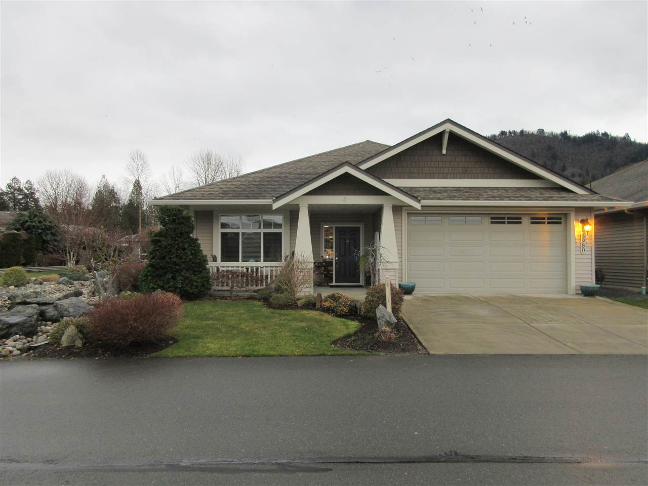 "Main Photo: 5980 FLAGSTONE Street in Chilliwack: Vedder S Watson-Promontory House for sale in ""Stoney Creek Ranch"" (Sardis)  : MLS® # R2237491"