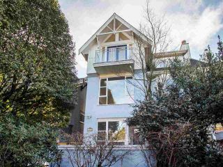 "Main Photo: 3340 W 1ST Avenue in Vancouver: Kitsilano House 1/2 Duplex for sale in ""KITSILANO"" (Vancouver West)  : MLS® # R2241131"