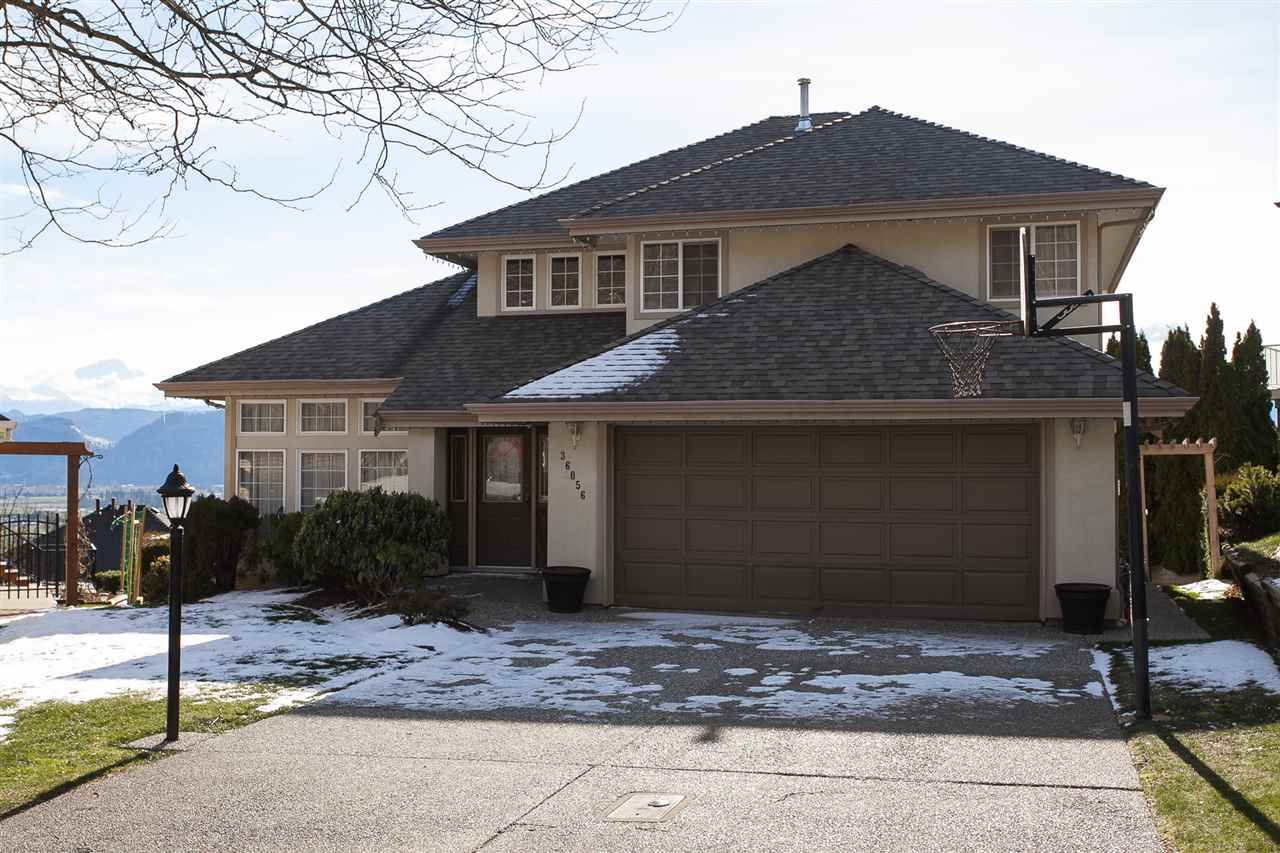 "Main Photo: 36056 EMPRESS Drive in Abbotsford: Abbotsford East House for sale in ""Regal Peaks"" : MLS® # R2243078"