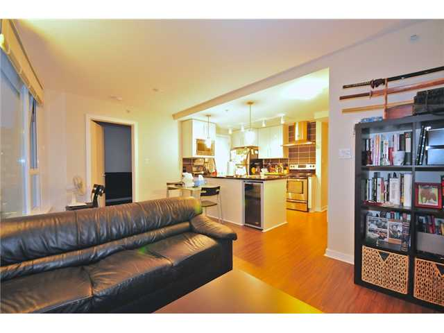 Photo 4: 2101 188 KEEFER Place in Vancouver: Downtown VW Condo for sale (Vancouver West)  : MLS(r) # V872781