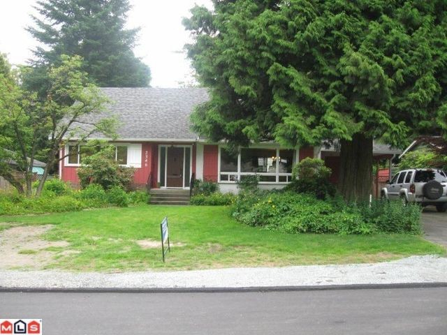 "Main Photo: 2346 CLARKE Drive in Abbotsford: Central Abbotsford House for sale in ""Central Abbotsford"" : MLS® # F1116526"