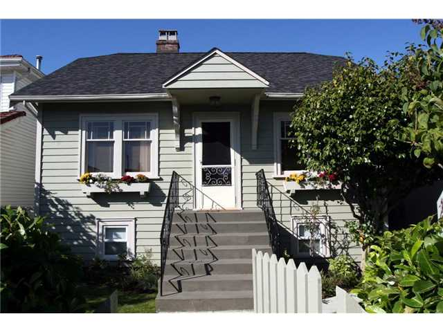 "Main Photo: 5083 NANAIMO Street in Vancouver: Victoria VE House for sale in ""COLLINGWOOD"" (Vancouver East)  : MLS®# V906111"