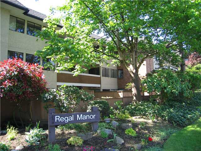 Main Photo: 105 316 CEDAR Street in New Westminster: Sapperton Condo for sale : MLS®# V917428
