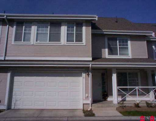 "Main Photo: 71 16995 64TH AV in Surrey: Cloverdale BC Townhouse for sale in ""Lexington"" (Cloverdale)  : MLS(r) # F2606903"