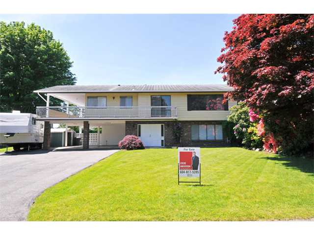 Main Photo: 11545 196B Street in Pitt Meadows: South Meadows House for sale : MLS® # V891988