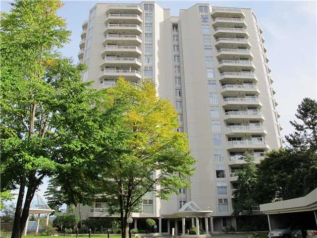 Main Photo: 1701 69 JAMIESON Court in New Westminster: Fraserview NW Condo for sale : MLS® # V1030926