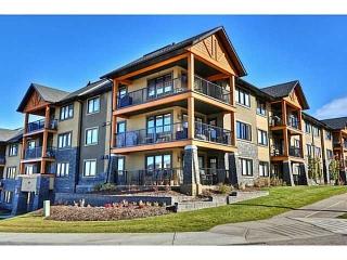 Main Photo: 413 103 VALLEY RIDGE Manor NW in Calgary: Valley Ridge Condo for sale : MLS(r) # C3641530
