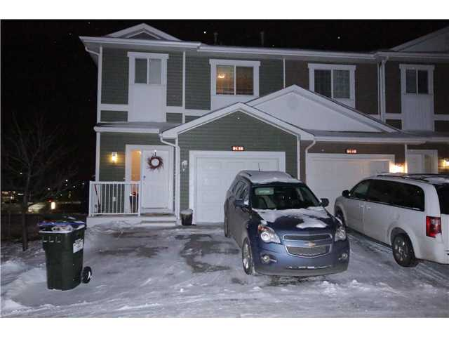 Main Photo: 201 800 YANKEE VALLEY Boulevard SE: Airdrie Townhouse for sale : MLS® # C3643287