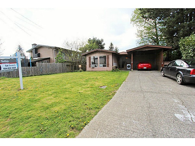 Main Photo: 2057 GENEVA Court in Abbotsford: Abbotsford West House for sale : MLS® # F1438411