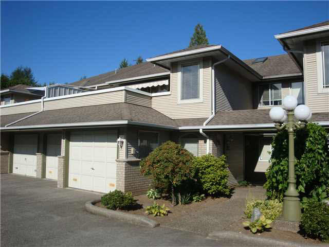 "Main Photo: 26 21491 DEWDNEY TRUNK Road in Maple Ridge: West Central Townhouse for sale in ""DEWDNEY WEST"" : MLS(r) # V1138395"