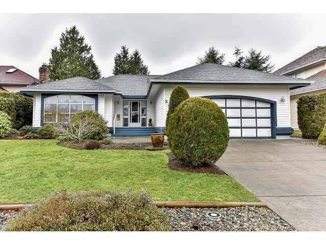 Main Photo: 8863 157A Street in Surrey: Fleetwood Tynehead House for sale : MLS® # R2029205