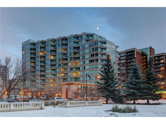 Main Photo: 1101 626 14 Avenue SW in Calgary: Beltline Condo for sale : MLS® # C4051269