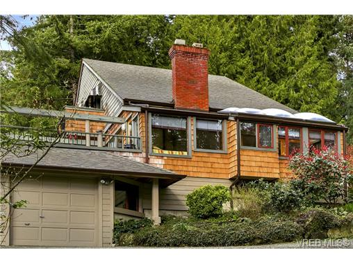 Main Photo: 11035 Chalet Road in NORTH SAANICH: NS Deep Cove Single Family Detached for sale (North Saanich)  : MLS®# 362010