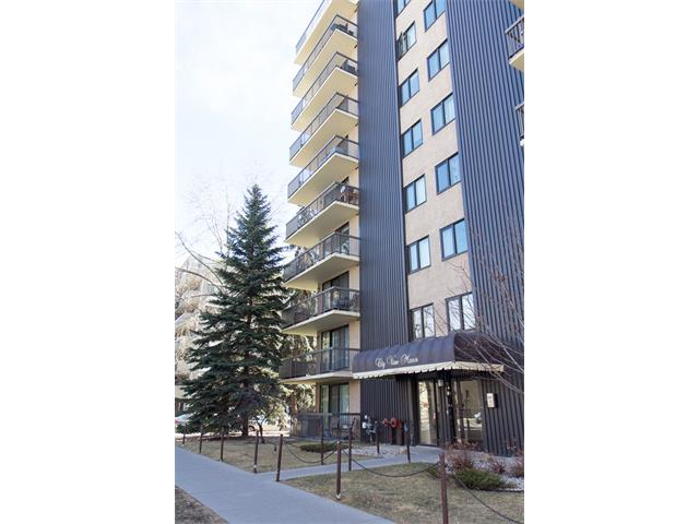 Main Photo: 603 1107 15 Avenue SW in Calgary: Beltline Condo for sale : MLS® # C4064303