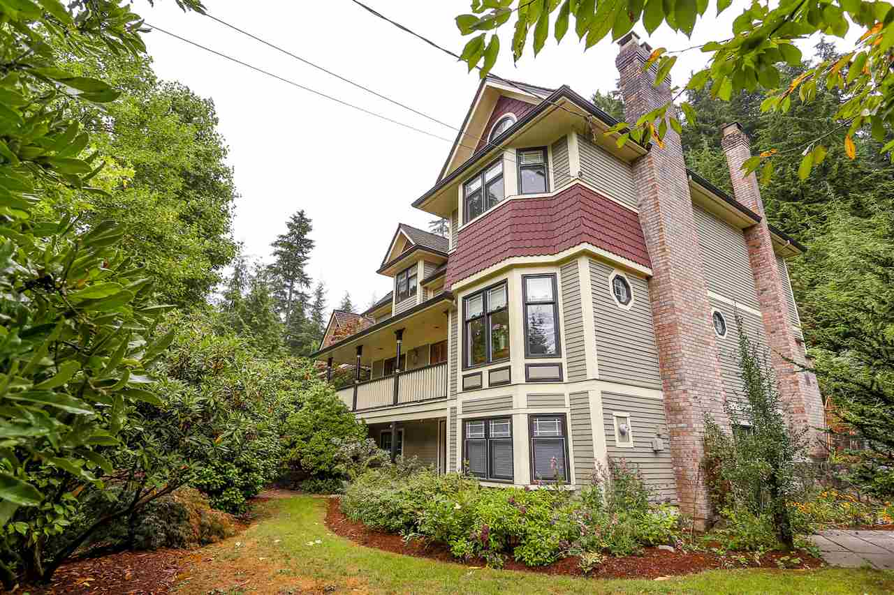 Main Photo: 3264 BEDWELL BAY Road: Belcarra House for sale (Port Moody)  : MLS® # R2077221