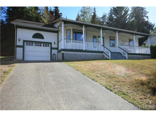 Main Photo: 6777 Foreman Heights Drive in SOOKE: Sk Broomhill Single Family Detached for sale (Sooke)  : MLS(r) # 369914