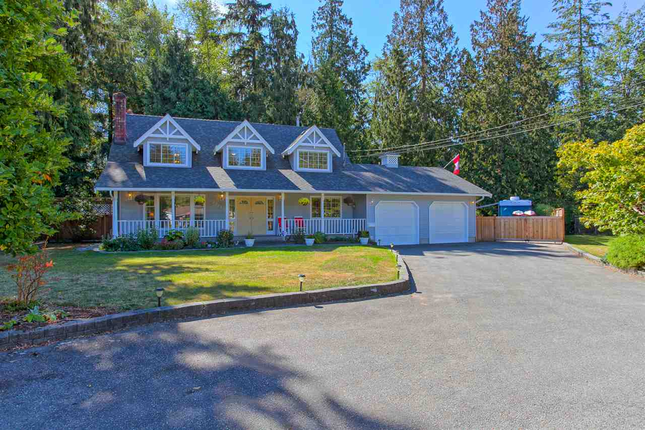 "Main Photo: 20180 41A Avenue in Langley: Brookswood Langley House for sale in ""Brookswood"" : MLS® # R2109407"