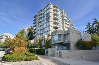 "Main Photo: 805 9266 UNIVERSITY Crescent in Burnaby: Simon Fraser Univer. Condo for sale in ""AURORA"" (Burnaby North)  : MLS® # R2109608"