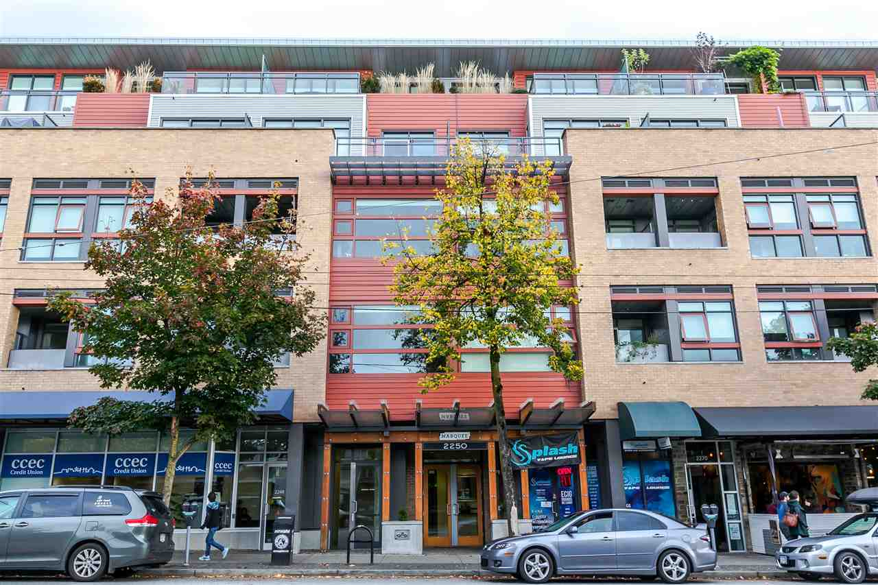 "Photo 20: 220 2250 COMMERCIAL Drive in Vancouver: Grandview VE Condo for sale in ""MARQUEE"" (Vancouver East)  : MLS® # R2115569"