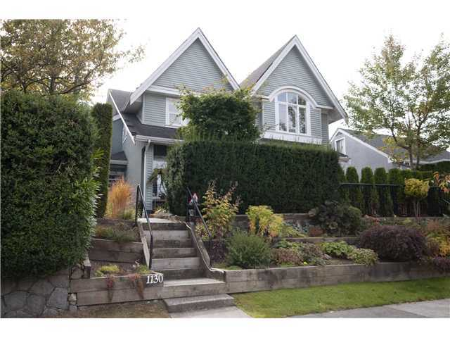 Main Photo: 1130 16th Avenue East in Mount Pleasant: Home for sale : MLS®# V976406
