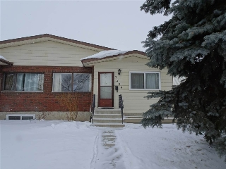 Main Photo: 9204 168 Avenue in Edmonton: Zone 28 House Half Duplex for sale : MLS(r) # E4054329