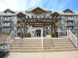Main Photo: 434 278 SUDER GREENS Drive in Edmonton: Zone 58 Condo for sale : MLS(r) # E4059305