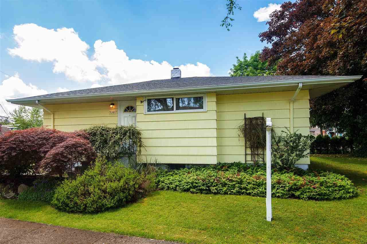 Main Photo: 7307 ASHBURN Street in Vancouver: Fraserview VE House for sale (Vancouver East)  : MLS(r) # R2177398