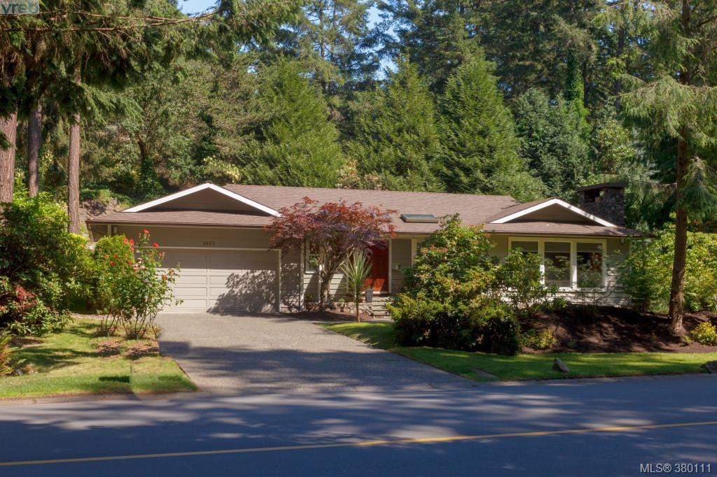 Main Photo: 4465 Emily Carr Drive in VICTORIA: SE Broadmead Single Family Detached for sale (Saanich East)  : MLS® # 380111