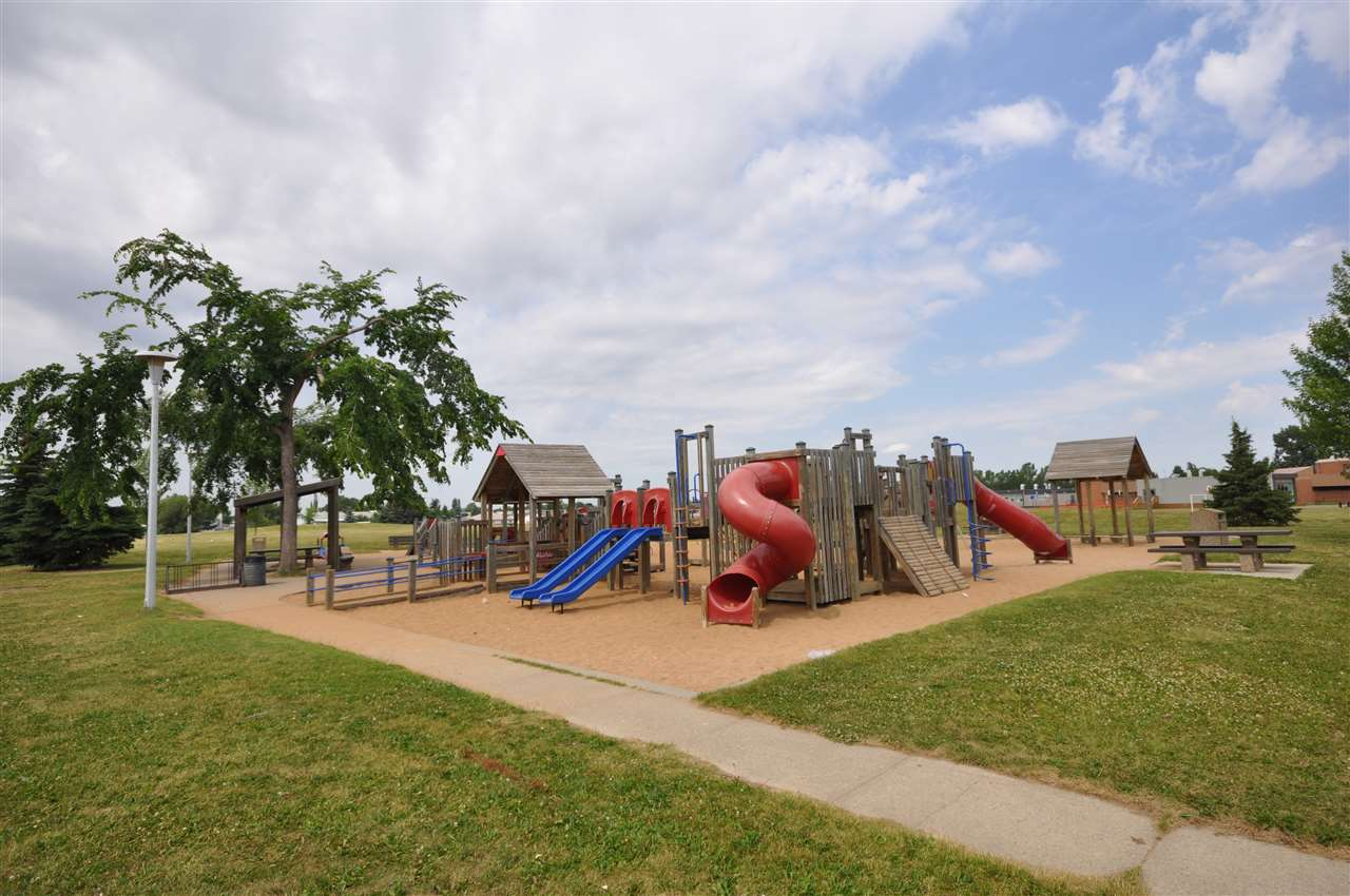 Property is just a few steps away from a playground and park.