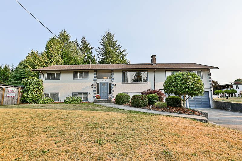 Main Photo: 21756 DONOVAN Avenue in Maple Ridge: West Central House for sale : MLS® # R2194111