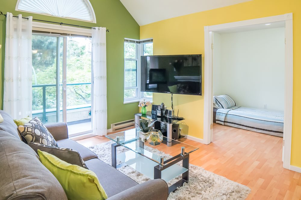 "Photo 7: 304 5663 INMAN Avenue in Burnaby: Central Park BS Condo for sale in ""AMBLE GREEN"" (Burnaby South)  : MLS® # R2183261"