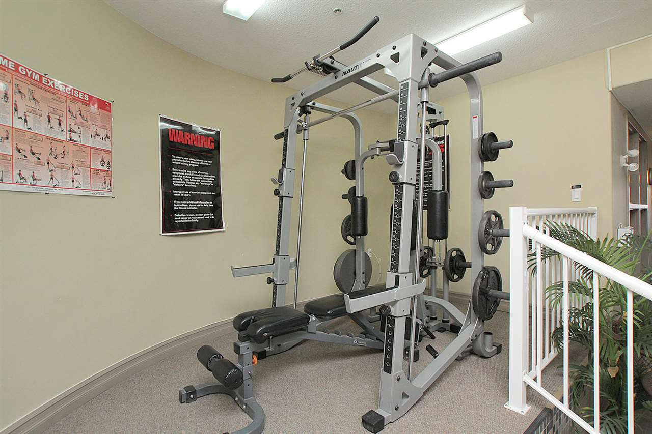 There is no need to have a gym membership when you have an on site pool, this exercise equipment and a hot tub and steam room to get your muscles back in shape. The other bonus is this area is a great spot to meet new people + hopefully make some friends.