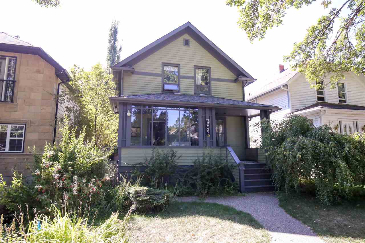 Main Photo: 9837 88 Avenue in Edmonton: Zone 15 House for sale : MLS® # E4080779