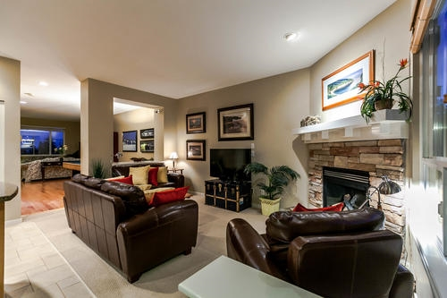 "Photo 11: 133 FERNWAY Drive in Port Moody: Heritage Woods PM House 1/2 Duplex for sale in ""ECHO RIDGE"" : MLS® # R2204262"