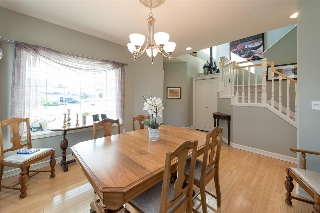 Dining area or flex room...also perfect for a home office...