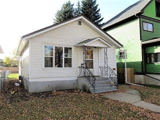 Main Photo: 10746 93 Street in Edmonton: Zone 13 House for sale : MLS® # E4085330