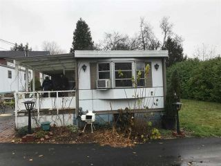 "Main Photo: 28 16039 FRASER Highway in Surrey: Fleetwood Tynehead Manufactured Home for sale in ""Fleetwood"" : MLS® # R2222865"