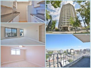 Main Photo: 1207 10045 117 Street in Edmonton: Zone 12 Condo for sale : MLS® # E4089978