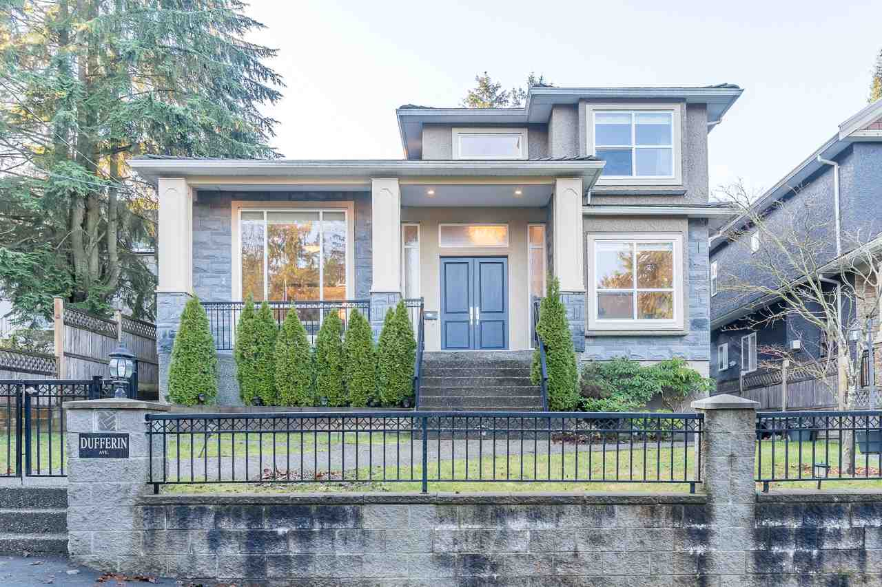 Main Photo: 6089 DUFFERIN Avenue in Burnaby: Forest Glen BS House for sale (Burnaby South)  : MLS® # R2227317