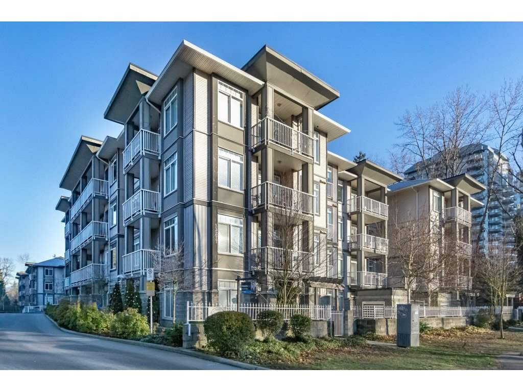 "Main Photo: 519 13277 108 Avenue in Surrey: Whalley Condo for sale in ""PACIFICA"" (North Surrey)  : MLS® # R2228551"